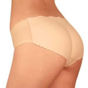 foam padded push up panty